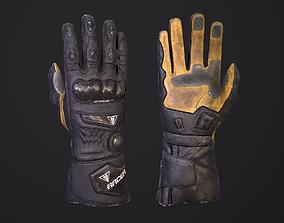 Glove High Racer 3D asset