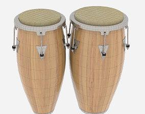 3D Drum 008