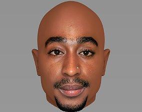 Tupac Shakur 3D