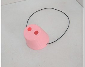 Peppa nose for kids 3D print model