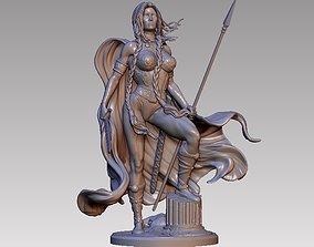 3D printable model Valkyrie