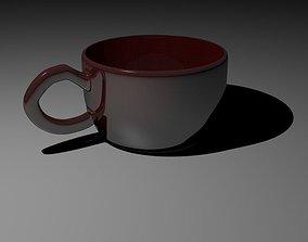 3D print model Mug of Three Colors