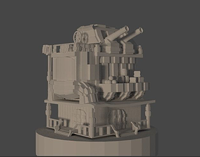 3D printable model Pirate House