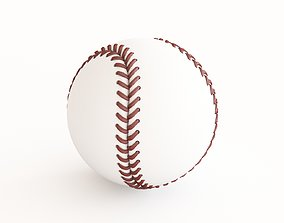bat Baseball ball 3D