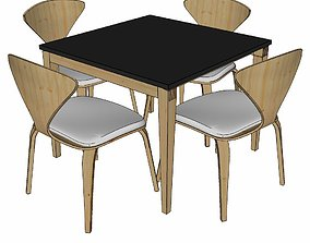 DINING TABLE COMPILATION 3D