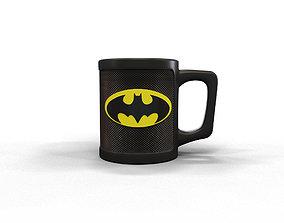 Batman cup 3D print model
