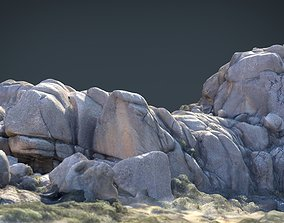 3D model MOUNTAIN ROCKS 8