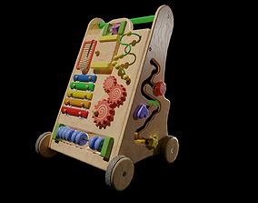 Children Toy Pusher 3D asset