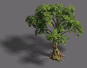 mushroom 3D Forest - Tree 20