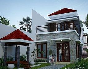 3D model Sam House