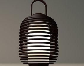 Reed Lamp 1 3D model