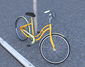 Bycicle old style 3D