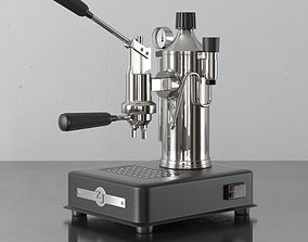 coffee maker 28 am145 3D