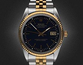 3D Rolex Datejust Watch