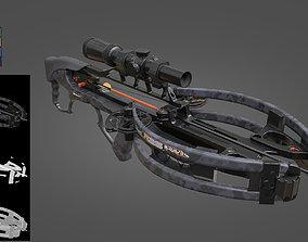 weapon - Crossbow r26 3D asset