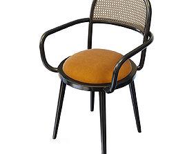 3D model Luc chair