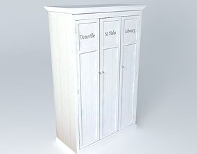 3D NEWPORT cloakroom houses the world
