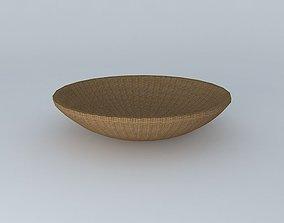 3D model ornament bowl bowl