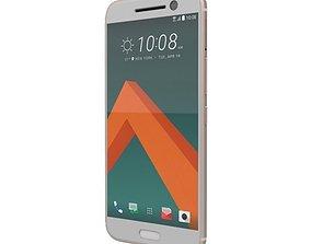 3D HTC 10 LTE TOPAZ GOLD
