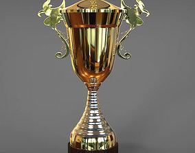 Winner Cup 3D winner