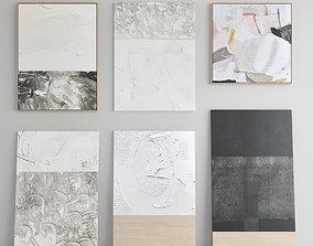 Interior Paints set1 3D