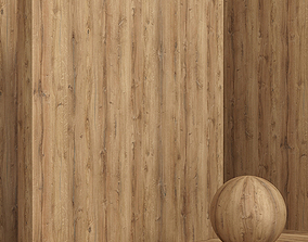 3D Wood material - Oak seamless