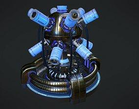 Scientific Device 3 3D model