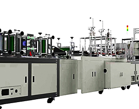 3D N95 mask production machine manufacture