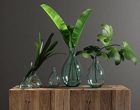 decorative set 02 3D model