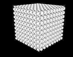 Gyroid cube 3D printable model