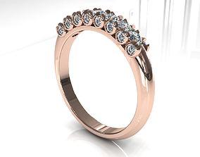 3DM Diamond Ring D333