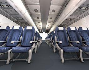 Airplane-Interior 3D