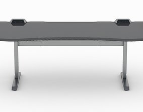 Gaming Desk 2 3D model