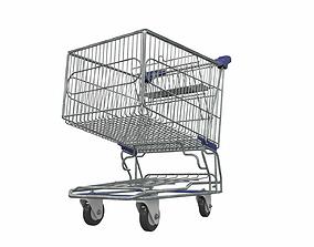 3D Shopping cart 4