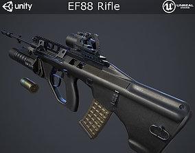 EF88 Rifle 3D model
