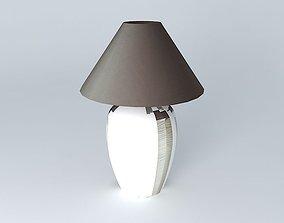 Lamp Maisons du monde 3D Lámpara