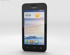 3D model Huawei Ascend Y330 White