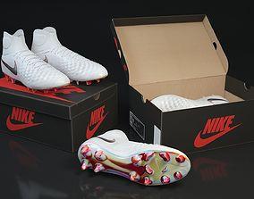 3D Nike Magista Obra II Elite Dynamic Fit FG
