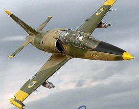 3D model L39 Albatros
