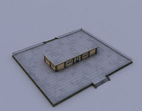 3D model Telecommunication 01