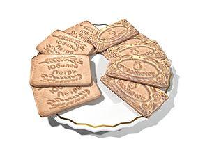 Biscuit 3D model