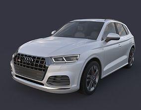 2018 Audi SQ5 3D model