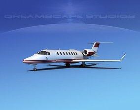 LearJet 45 V02 3D
