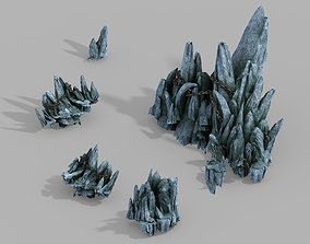 Asura Heaven Realm-Big Mountain 3D model