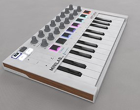 Keyboard Controller Arturia MINILAB MkII - C4D and Vray 3D