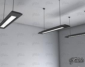 3D Hanging light 01