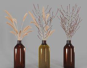 3D asset Hemase Collection Bouquet No5