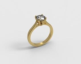 Ring Lady 3D print model fantasy