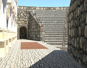 Roman Theater 3D