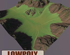 Level Terrain 03 3D model